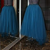 Одежда ручной работы. Ярмарка Мастеров - ручная работа Фатиновая юбка. Handmade.
