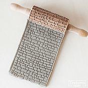 Для дома и интерьера handmade. Livemaster - original item Small rolling pin