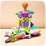 Куклы и игрушки ручной работы. Ярмарка Мастеров - ручная работа Сильва - нежный ангел. Handmade.