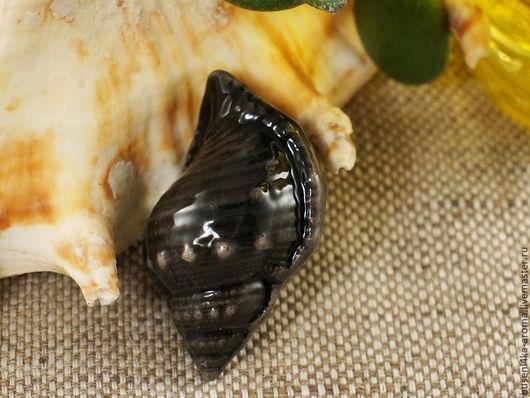 Для украшений ручной работы. Ярмарка Мастеров - ручная работа. Купить Аромакулон керамический №7 (черный). Handmade. Аромакулон, ароматерапия