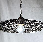 Для дома и интерьера handmade. Livemaster - original item Ceiling Lamp Old Time Bronze. Handmade.
