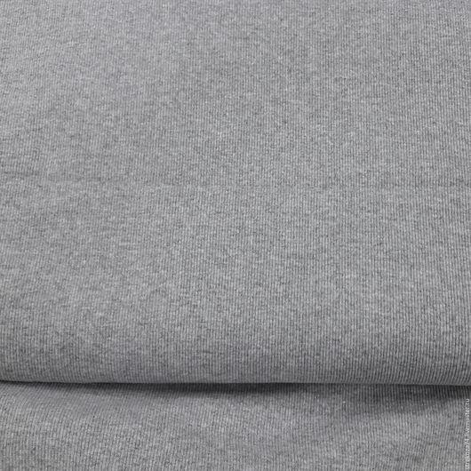 """Шитье ручной работы. Ярмарка Мастеров - ручная работа. Купить Кашкорсе 2-х нитка """"Серый меланж"""". Handmade. Кашкорсе"""