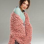 Одежда handmade. Livemaster - original item Bulk powder cardigan ladies knitted. Handmade.