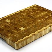 Для дома и интерьера handmade. Livemaster - original item End cutting Board №90. Handmade.