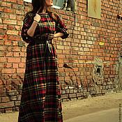 Одежда ручной работы. Ярмарка Мастеров - ручная работа Платье SLD007. Handmade.