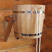 Для дома и интерьера ручной работы. Ярмарка Мастеров - ручная работа Обливное устройство для бани и сауны. Handmade.
