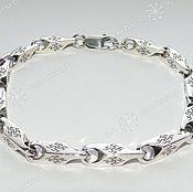 handmade. Livemaster - original item Flower - Odolen Bracelet. Handmade.