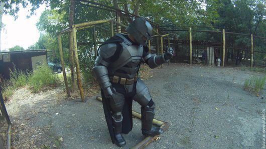 Карнавальные костюмы ручной работы. Ярмарка Мастеров - ручная работа. Купить Костюм бэтмена. Handmade. Batman, бэтмен, бэтмен косплей