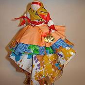 Куклы и игрушки ручной работы. Ярмарка Мастеров - ручная работа Обрядовая славянская кукла на женское счастье Колокольчик. Handmade.