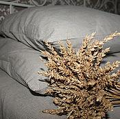Для дома и интерьера handmade. Livemaster - original item The pillowcase is made of linen 50h70 cm.