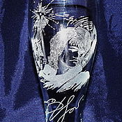 Посуда handmade. Livemaster - original item Beer glass