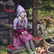 Одежда ручной работы. Ярмарка Мастеров - ручная работа Марью из серии Лесная деревня. Handmade.