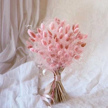 Свадебный салон ручной работы. Ярмарка Мастеров - ручная работа Розовый ветер (букет невесты). Handmade.