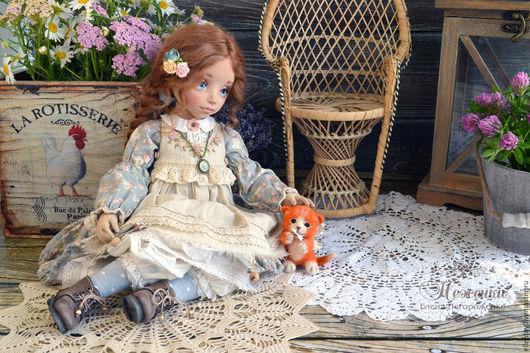 Куклы елены негороженко выкройка куклы