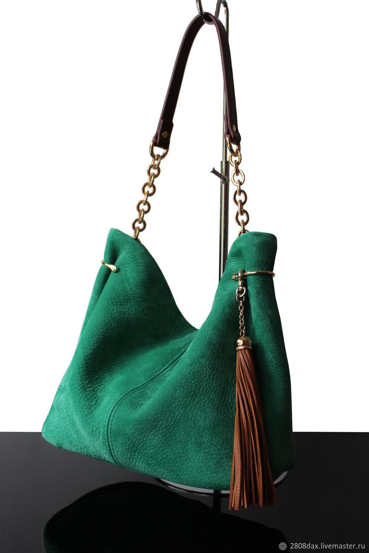 f103d6c3c0f7 ... замшевая зеленая сумка, мятная. Женские сумки ручной работы. Ярмарка  Мастеров - ручная работа. Купить 'Granville Светло- ...