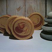 Косметика ручной работы. Ярмарка Мастеров - ручная работа мыло с нуля Солнце. Handmade.