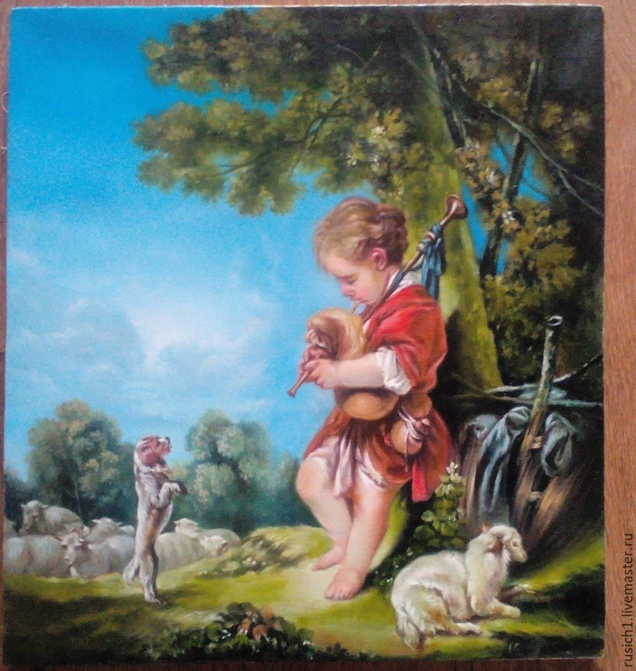 Shepherd. 46h50cm, Pictures, Schyolkovo,  Фото №1
