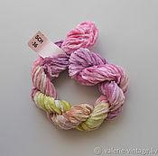 Материалы для творчества handmade. Livemaster - original item Silk chenille (no. №36). Handmade.