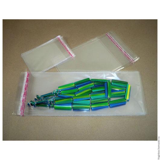 Пакеты с клеевым краем