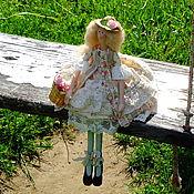 """Куклы и игрушки ручной работы. Ярмарка Мастеров - ручная работа """"Во саду ли в огороде""""...... Handmade."""
