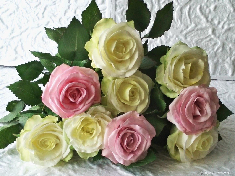 Интерьерные розы, Слова, Москва,  Фото №1