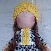 Куклы и игрушки ручной работы. Ярмарка Мастеров - ручная работа Антонина. Интерьерная кукла.. Handmade.