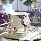 handmade. Livemaster - original item Decorative vase porcelain