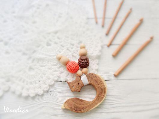 Пледы, грызунки и слингобусы Woodico