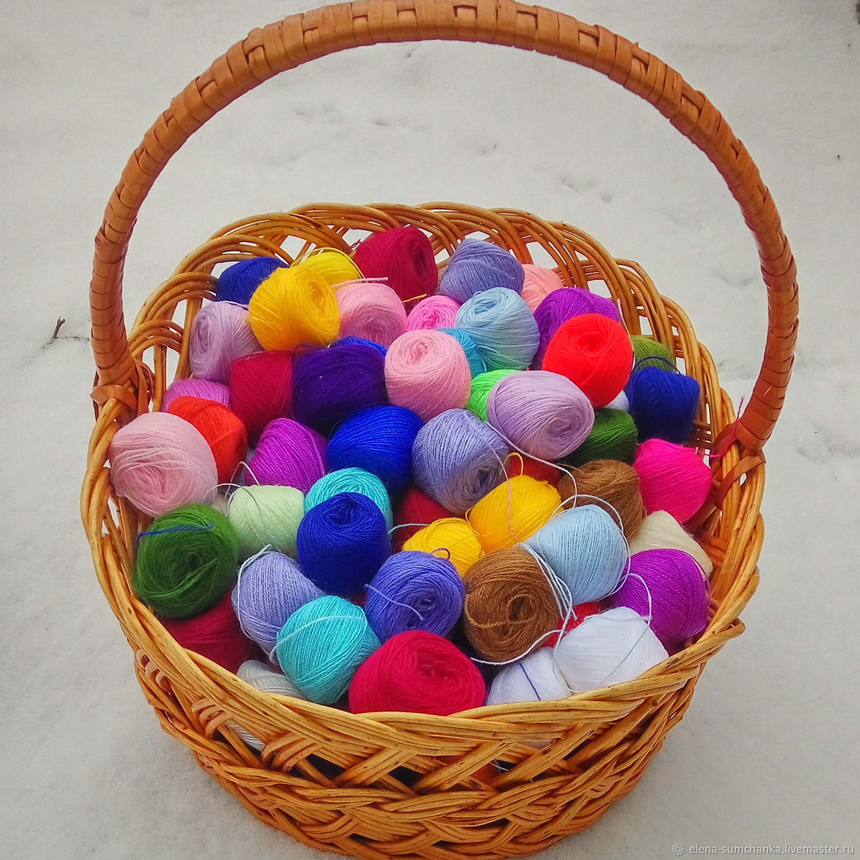 Acrylic for embroidery, Thread, Kursk,  Фото №1