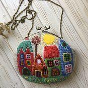 Сумки и аксессуары handmade. Livemaster - original item A FABULOUS SUMMER. Handmade.