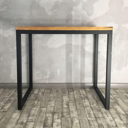 Мебель ручной работы. Ярмарка Мастеров - ручная работа. Купить Стол GRAND CANYON.. Handmade. Комбинированный, стол из металла