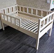 Для дома и интерьера ручной работы. Ярмарка Мастеров - ручная работа Кровать детская. Handmade.