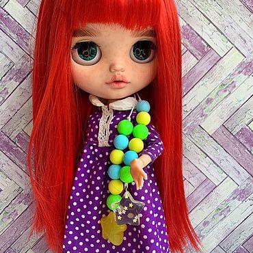 Куклы и игрушки ручной работы. Ярмарка Мастеров - ручная работа Кукла Блайз ( Blythe Doll). Handmade.