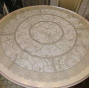 Для дома и интерьера handmade. Livemaster - original item Tablecloth small