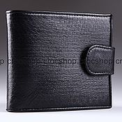 Сумки и аксессуары handmade. Livemaster - original item Wallet leather sea snake IML0001B. Handmade.