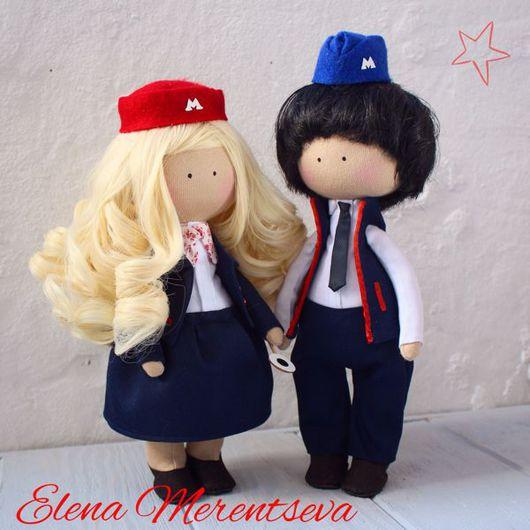 Коллекционные куклы ручной работы. Ярмарка Мастеров - ручная работа. Купить Интерьерные куколки. Handmade. Кукла ручной работы