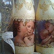 """Свадебный салон ручной работы. Ярмарка Мастеров - ручная работа Свадебный набор """"Amore"""". Handmade."""