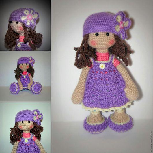 Коллекционные куклы ручной работы. Ярмарка Мастеров - ручная работа. Купить Анечка. Handmade. Кукла, кукла ручной работы