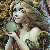 Украшения handmade. Livemaster - original item In the gardens of Eden...2.(necklace). Handmade.