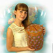 Свадебный салон handmade. Livemaster - original item Wedding accessories wedding Barrel (to collect money). Handmade.