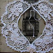 handmade. Livemaster - original item Collar Retro Irish lace. Handmade.