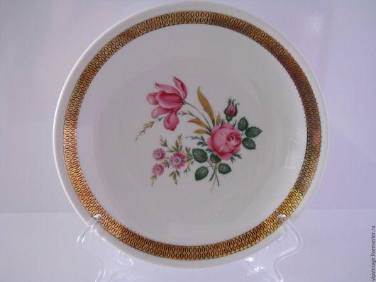 Винтажная посуда. Ярмарка Мастеров - ручная работа. Купить WINTERLING Винтажная фарфоровая тарелка (конфетница). Handmade. Winterling, посуда