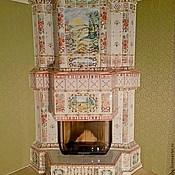 Для дома и интерьера handmade. Livemaster - original item The Vienna fireplace. Handmade.