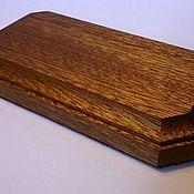 Модели ручной работы. Ярмарка Мастеров - ручная работа Подставки из ценных пород (сапеле). Handmade.