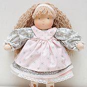 Вальдорфские куклы и звери ручной работы. Ярмарка Мастеров - ручная работа Вальдорфская кукла Милаша. Handmade.