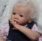 Куклы и игрушки ручной работы. Ярмарка Мастеров - ручная работа Машенька (молд Ella от Karola Wegerich). Handmade.