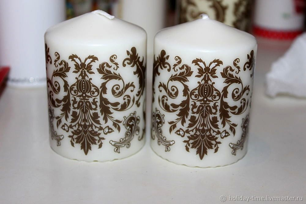 candles: Oriental motifs, Candles, Chusovoi,  Фото №1