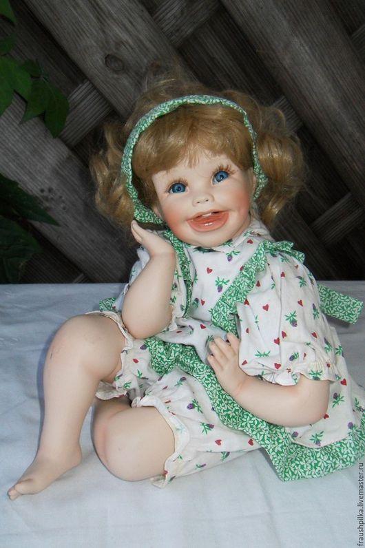 Коллекционные куклы ручной работы. Ярмарка Мастеров - ручная работа. Купить Коллекционная кукла Шэннон от Cindy Marschner Rolfe. Handmade.