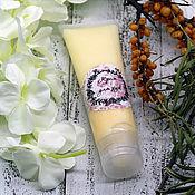 Кремы ручной работы. Ярмарка Мастеров - ручная работа Крем для рук Облепиха и мед. Handmade.