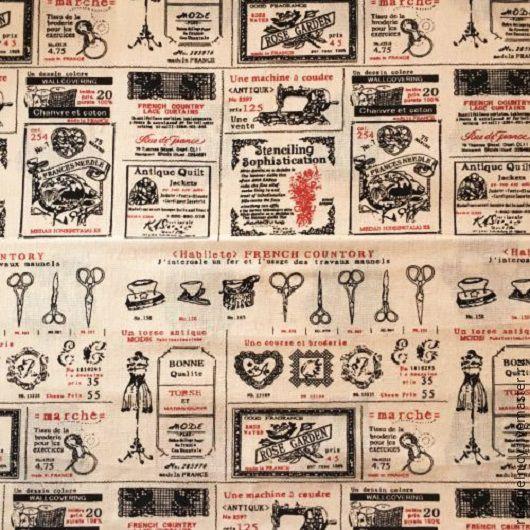 Ткань для рукоделия 100% хлопок